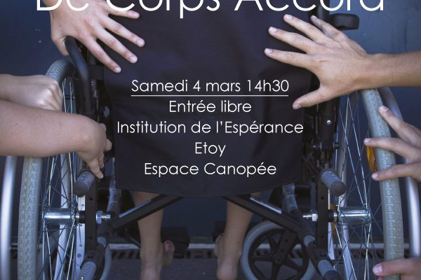 Spectacle « De Corps Accord » 4 mars