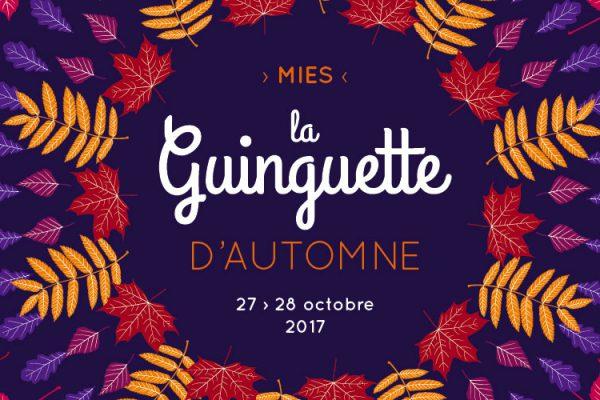 La Guinguette d'automne-Mies- 27 et 28 octobre