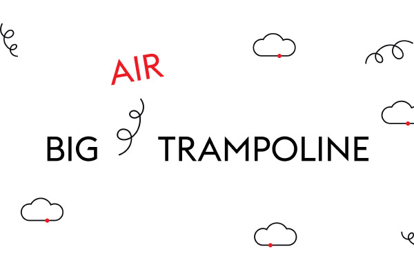 Big Air Trampoline