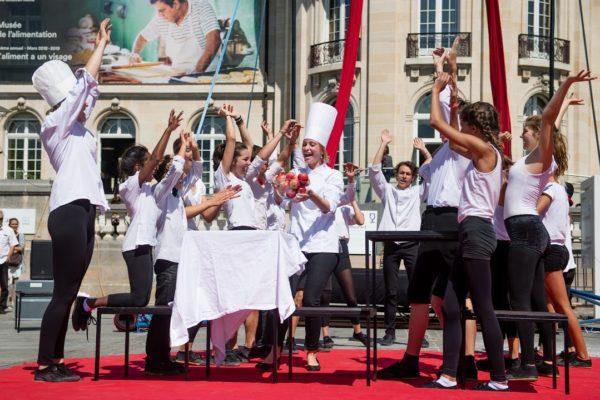 Festival international des artistes de rue de Vevey – 24-25-26 août