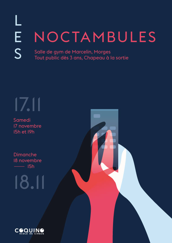 Coquino - Les noctambules