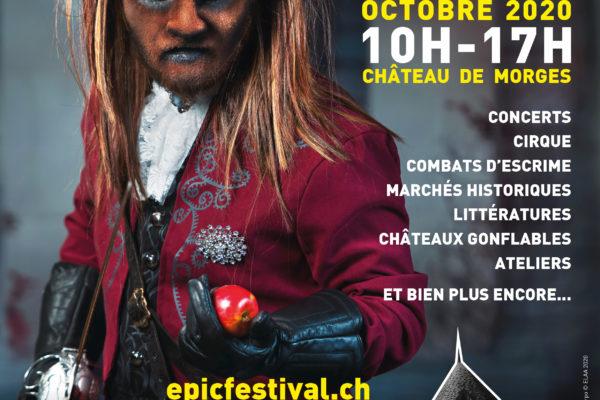 Epic'Festival, Morges, dimanche 11 octobre