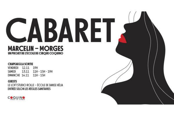 Cabaret 12-13-14 novembre